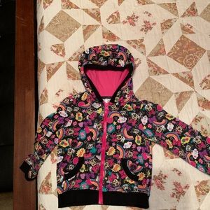 Disney multi colored hoodie